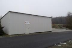 Neubau Lagerhalle II