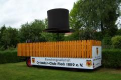 Neugestaltung Festwagen 2010